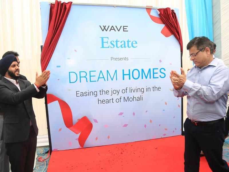 Bhoomi Pujan - Dream Homes - Wave Estate-4