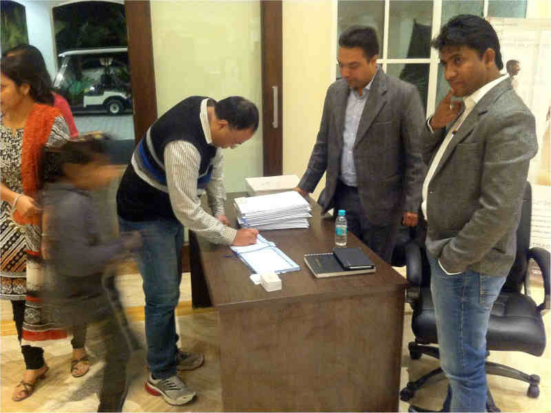 Advocate Brokers Meet, Mohali